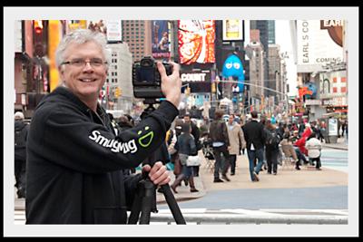 Time Square Shoot